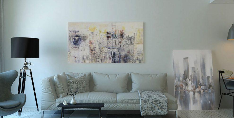 Die 6 besten Leinwandbilder fürs Wohnzimmer - 123familie.de